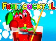 Fruit Cocktail на зеркале