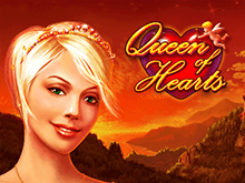 Queen of Hearts в Вулкане Удачи