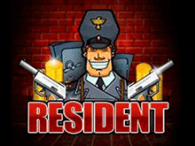 Resident на зеркале