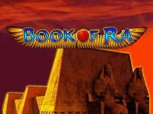 Автомат Book Of Ra на зеркале от вулкана