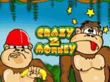Автомат Crazy Monkey 2 на зеркале от Вулкана