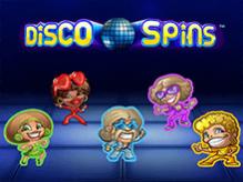 Аппарат на деньги Disco Spins