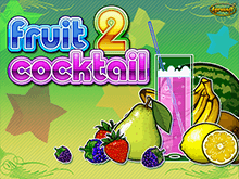 Автомат Fruit Cocktail 2 на зеркале от Вулкана