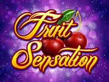 Автомат Fruit Sensation на Вулкан Удачи