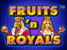 Автомат Fruits and Royals от Вулкан Удачи
