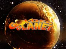 Golden Planet на зеркале от Вулкана