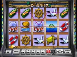 Игровой автомат Island 2 онлайн