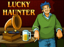 Автомат Lucky Haunter на Вулкан Удачи