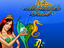 Автомат Mermaid's Pearl на Вулкан Удачи