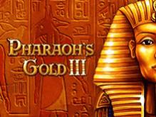 Аппарат на деньги Pharaohs Gold III