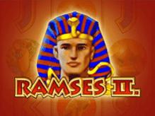 Автомат Ramses II на зеркале от вулкана