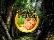 Автомат Secret Forest на зеркале от Вулкана