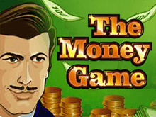 Автомат The Money Game на зеркале от Вулкана
