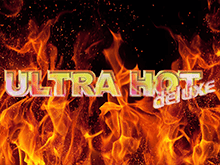 Автомат Ultra Hot Deluxe на Вулкан Удачи