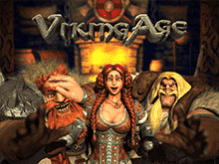 Автомат Viking Age на зеркале Вулкана