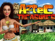 Aztec Treasures 3D онлайн в Вулкан Удачи