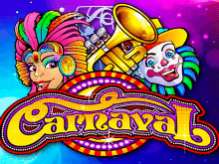 В онлайн казино Вулкан Удачи Carnaval