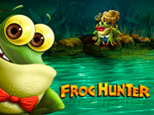 Играть в аппараты на деньги Frog Hunter
