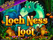 В онлайн казино Вулкан Удачи Loch Ness Loot