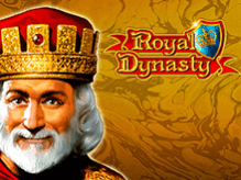 Royal Dynasty в казино Вулкан Удачи
