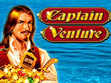 Азартная игра Captain Venture в зале онлайн казино