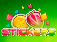 Игровой эмулятор Stickers в зале онлайн-казино