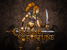 Азартная игра Crusade Of Fortune в режиме онлайн
